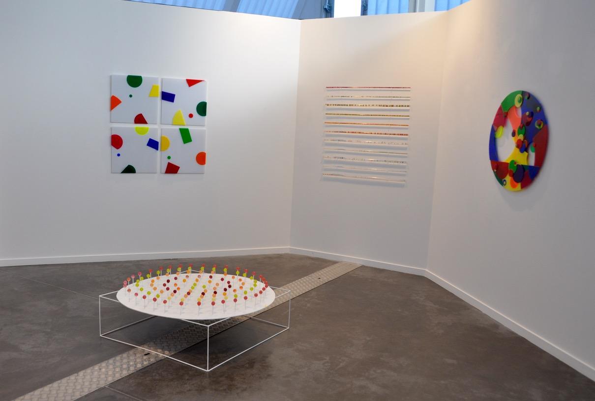 """musée de Royan """"...et la quadrature du cercle"""" 3"""