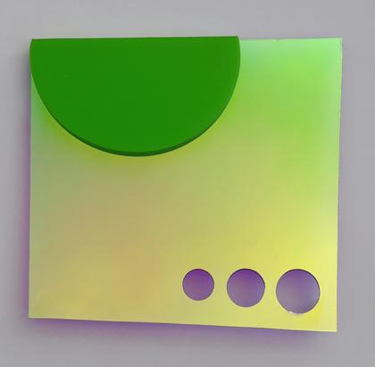 miroir vert 2019